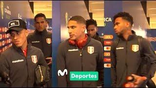 Perú 0-5 Brasil: así fue la salida de los jugadores de la Selección tras dolorosa derrota