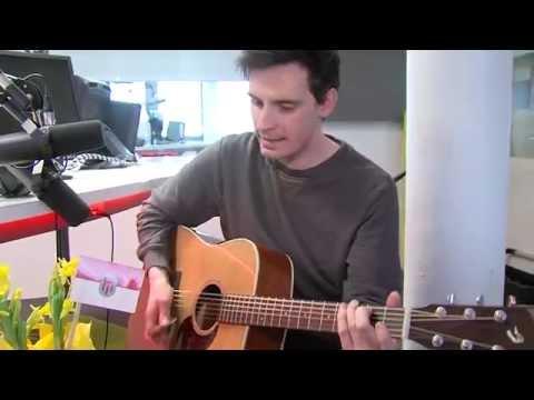 James Cottriall im ANTENNE VORARLBERG-Frühstücksradio