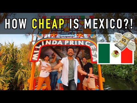 $100 IN THE MOST FUN COUNTRY IN THE WORLD! 🇲🇽
