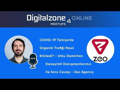 Deneyimli Danışmanlarımız ile Soru - Cevap   Digitalzone Meetups Online