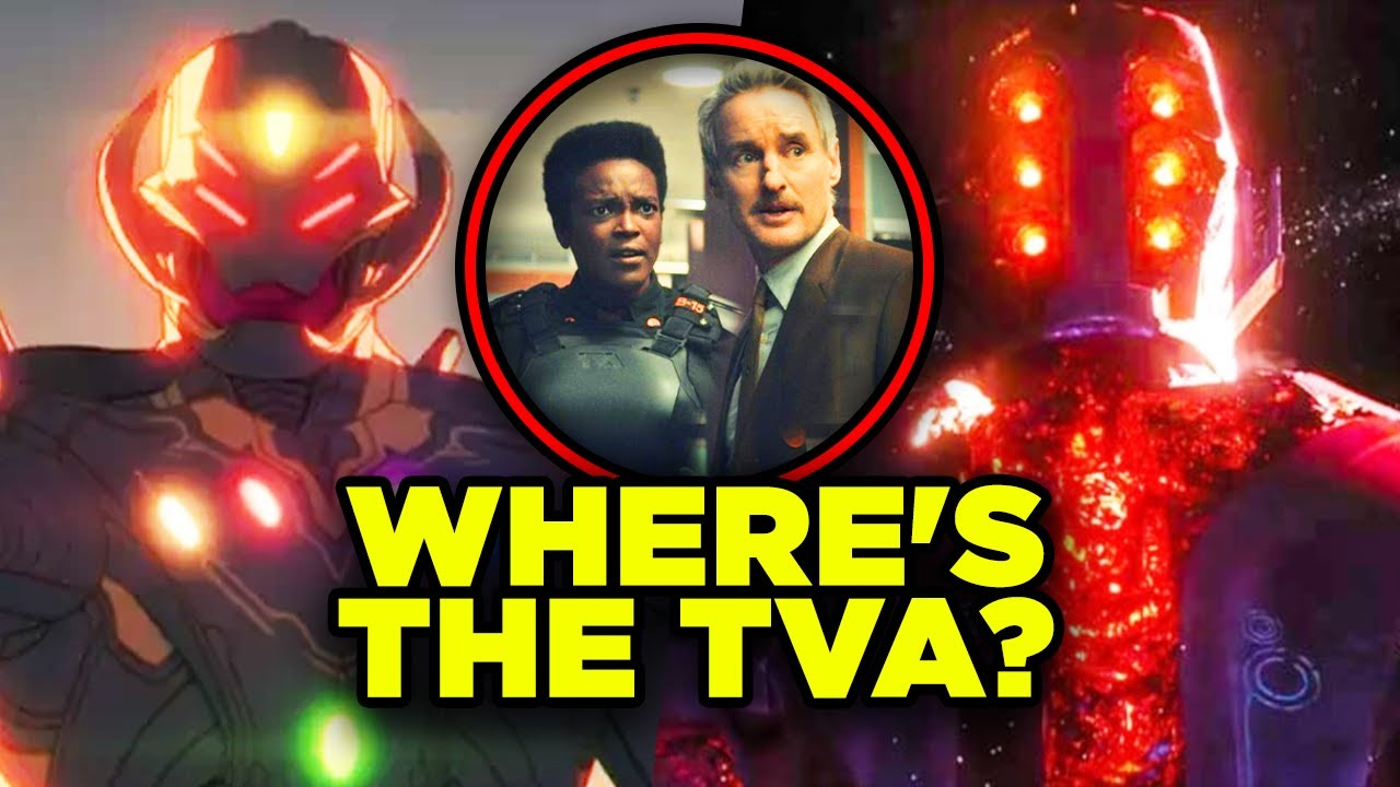 ULTRON vs KANG vs CELESTIALS: Where Was the TVA During What IF?