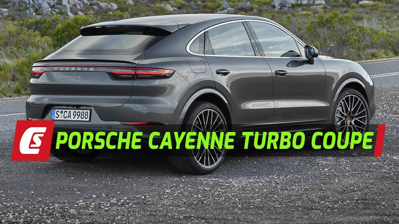 2020 Porsche Cayenne Coupe GT5 Gets Lambo Urus Engine >> 2020 Porsche Cayenne Turbo Coupe Driving