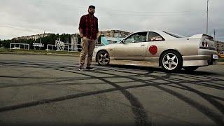 Ехай на Nissan Skyline R33