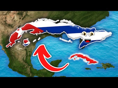 Cuba Geography for Kids