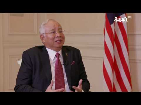 Najib Razak : Interview with Al Arabiya on His Majesty King Salman's Visit to Malaysia