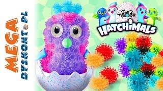 Hatchimals & Bunchems • Rzepowy Pingwiniak • openbox i kreatywne zabawy