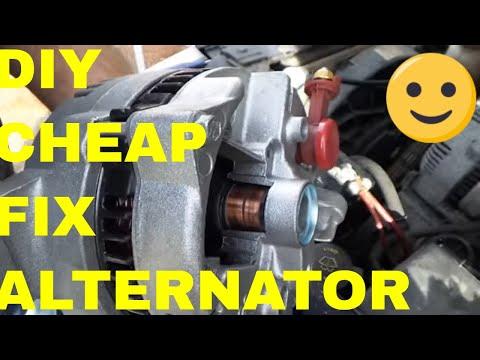 Cheap Ford Alternator Repair