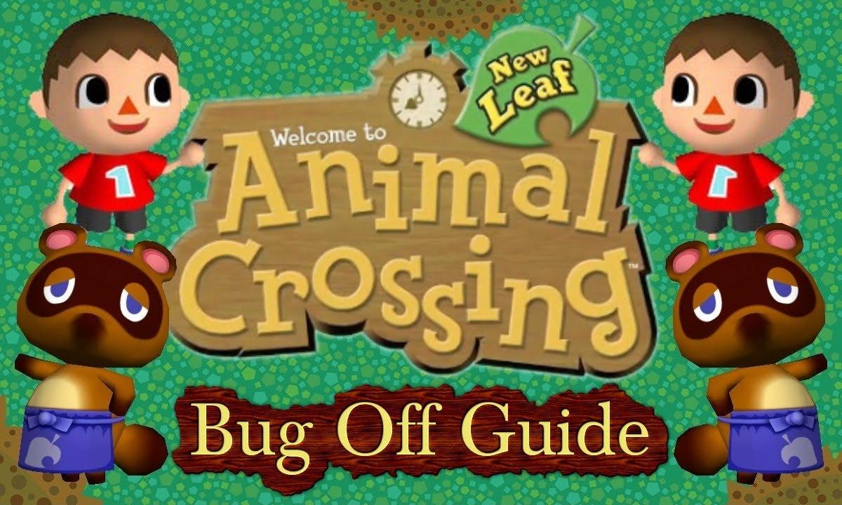 Island Bugs - Animal Crossing Wiki Guide - IGN