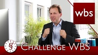 Challenge WBS: Disclaimer, Anime und E-Mails | Rechtsanwalt Christian Solmecke
