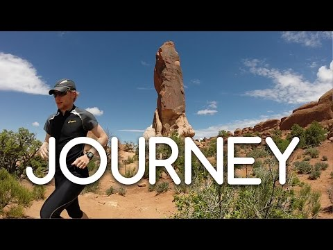 Journey - trail running in the US national parks