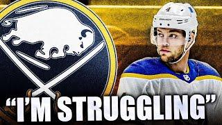 Taylor Hall ADMITS HIS STRUGGLES W/ Buffalo Sabres So Far (NHL News & Rumors 2021) Eichel, Skinner