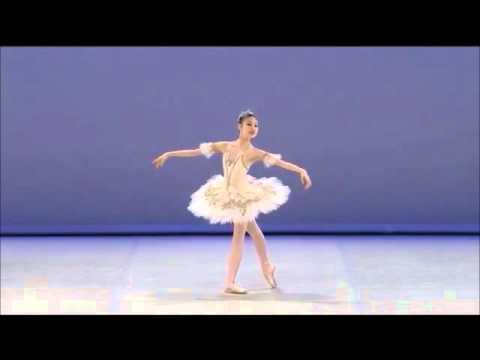 2014  PRIX DE LAUSANNE  Finals (the 7 Female Classical Ballet Variations)