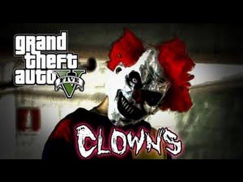 Special clown de france