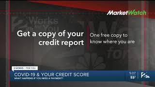 Problem Solvers Coronavirus Hotline: COVID-19 and Your Credit Score
