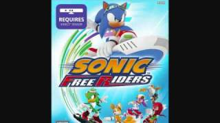 Free - Main Theme of Sonic Free Riders (Crush 40 Version Download+Lyrics)