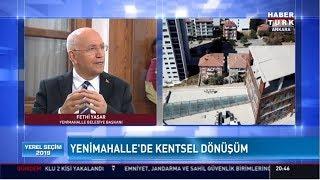 Yerel Seçim 2019 - 17 Şubat 2019 (Yeni Mahalle Belediye Başkanı Fethi Yaşar)