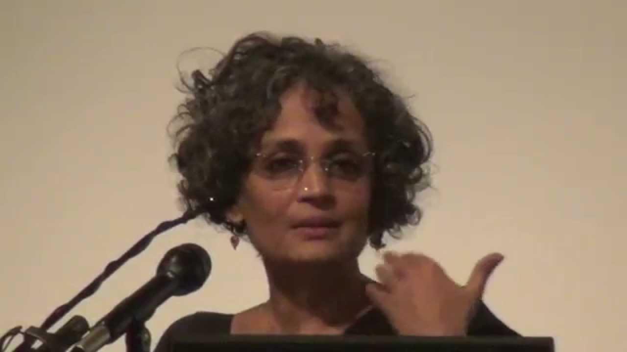 Arundhati Roy | Race | Caste - Ambedkar v. Gandhi