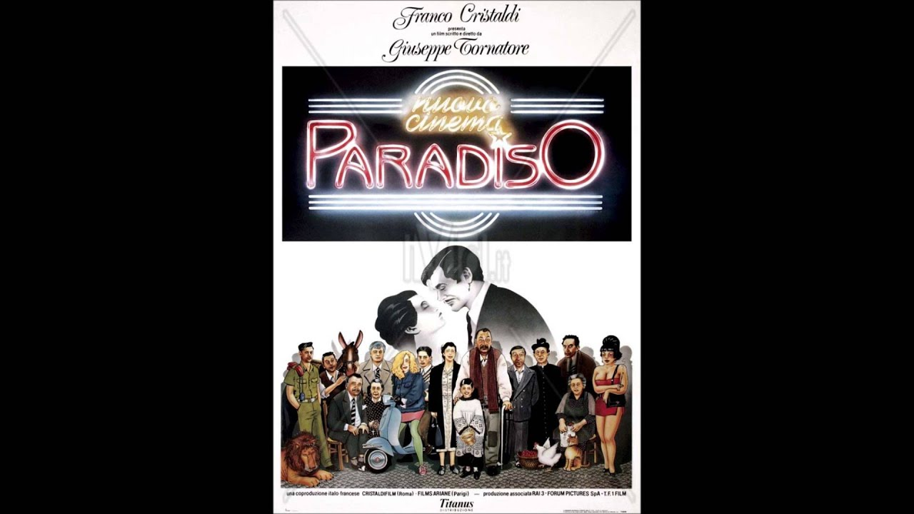 Nuovo Cinema Paradiso Ost Torrent