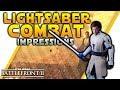 LIGHTSABER COMBAT IMPRESSIONS: Good? Bad? The Same? - Battlefront 2