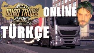 Euro Truck Simulator 2 Türkçe Online Multiplayer   İğrenç Espiriler