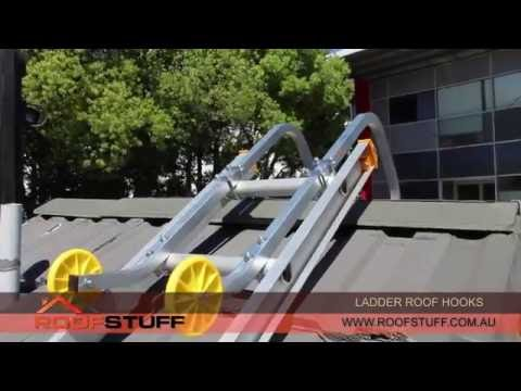 News Ladder Roof Hooks Unboxing Amp Review Qualcraft Acro