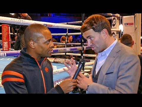 "Eddie Hearn RESPONDS to American Promoters ""Absolute Rubbish!"" & Doubles Down on TAKEOVER"