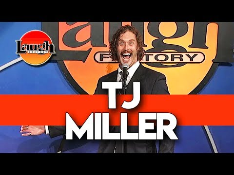 TJ Miller | Practice Taking Pictures | Stand-Up Comedy