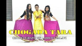 Chogada Tara | Loveyatri | Abhijit Salvi Choreography | Abhi's Dance Crew - ADC