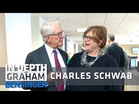 Charles Schwab: I Could Hire People Who Were Good At Their Jobs