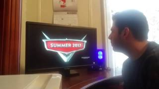 Cars 3 Teaser Trailer REACTION!!!