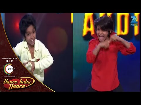 DID L'il Masters Season 3 Final Auditions - Yogesh and Siddhanth's Stunning Performances