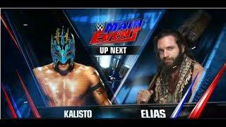 WWE Main Event 9/8/17  highlights