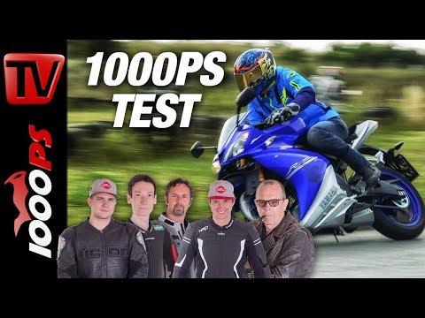 Yamaha YZF-R125 Test 2018 - Grosser 125er Vergleich