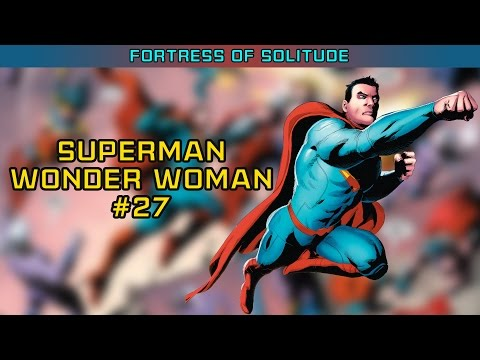 Superman Wonder Woman #27 REVIEW