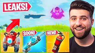 NEW Leaked Items Coming To Fortnite!
