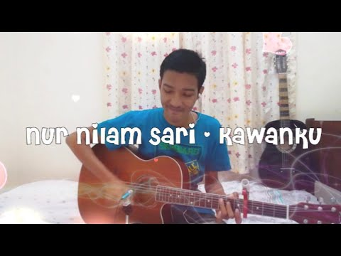 Nur Nilam Sari - Kawanku   Fingerstyle cover   Faiz Fezz