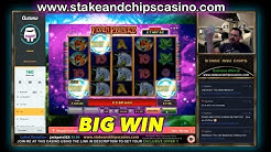 Nice Bonus Win on Elven Princess Slot - £1.20 Bet Casino Game from Live Stream