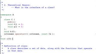 Advanced C++: Koenig Lookup and Namespace Design