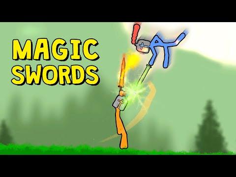 Magic Swords! - A Week of Game Development in Unity | Devlog  #13 thumbnail