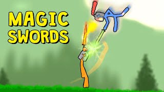 Magic Swords! - A Week of Game Development in Unity | Devlog  #13