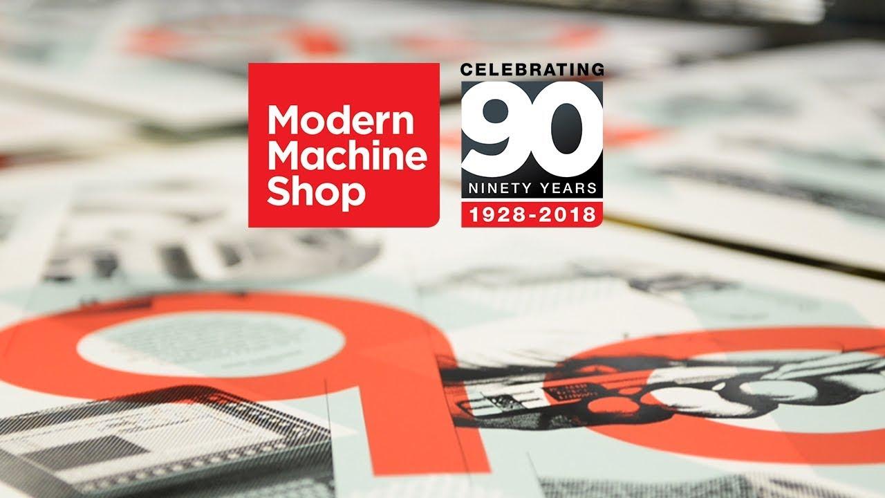 Powerhouse Factories for Modern Machine Shop