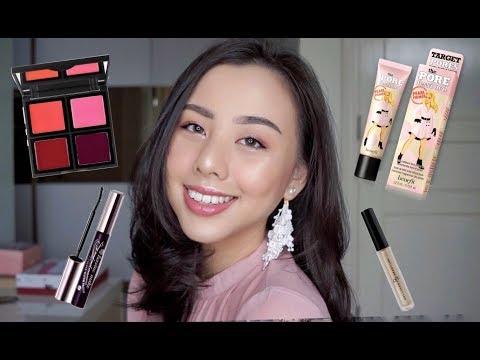 Natural Romantic Glow Makeup (Bahasa Indonesia) || Ludovica Jessica