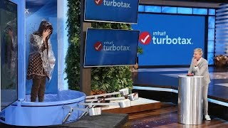 A Live Commercial for TurboTax
