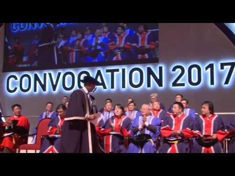 Nanyang MBA, Fellows MBA & Executive MBA 2017 Convocation Video