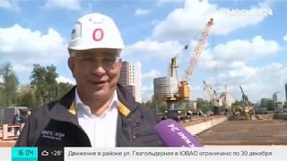 Смотреть видео Москва 24 - Мэр обещает сделать общественный транспорт Москвы одним из лучших в мире онлайн