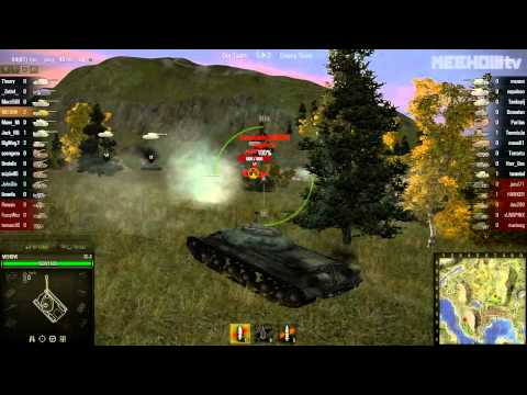 World Of Tanks: Battle With IS-3 (#4)