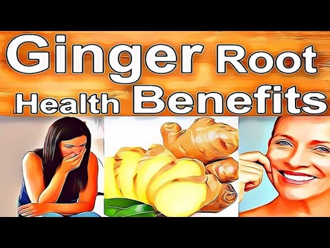 8 Surprising Health Benefits of GINGER WATER for Periods and Weight Loss and Colds