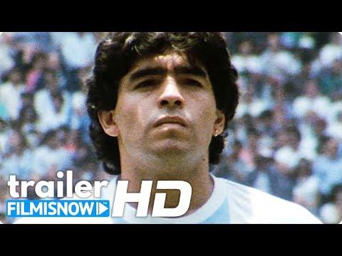DIEGO MARADONA | Trailer VO del film sul fenomeno del calcio