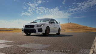 Subaru - WRX STI Series White Out of the Box
