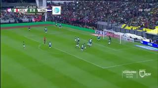 Resumen Mexico 3-0 Honduras goles - Eliminatorias CONCACAF